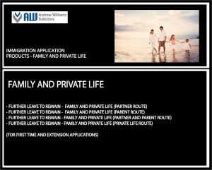 FAMILY PRIVATE LIFE