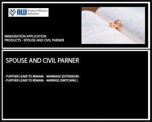 SPOUSE AND CIVIL